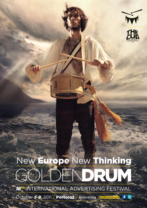 Golden Drum 2011 New Europe New Thinking