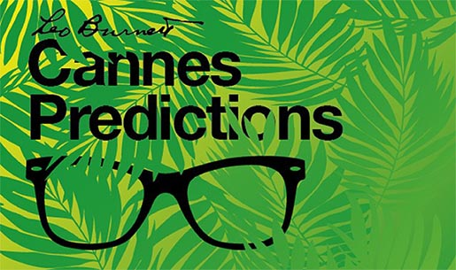 Leo Burnett Cannes Predictions 2014