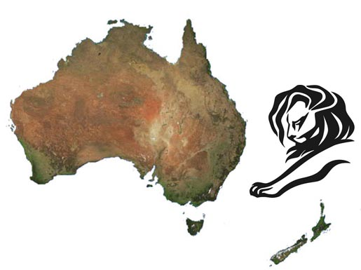 Cannes Lion Australia New Zealand