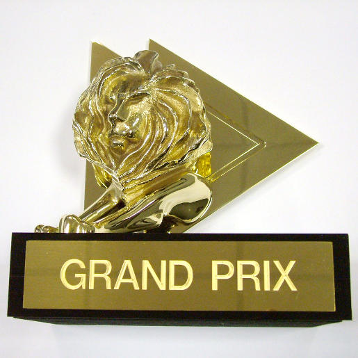 Cannes Lions Direct Grand Prix