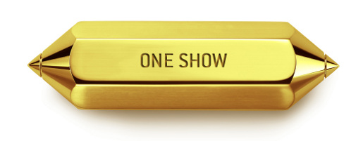 One Show Gold Pencil