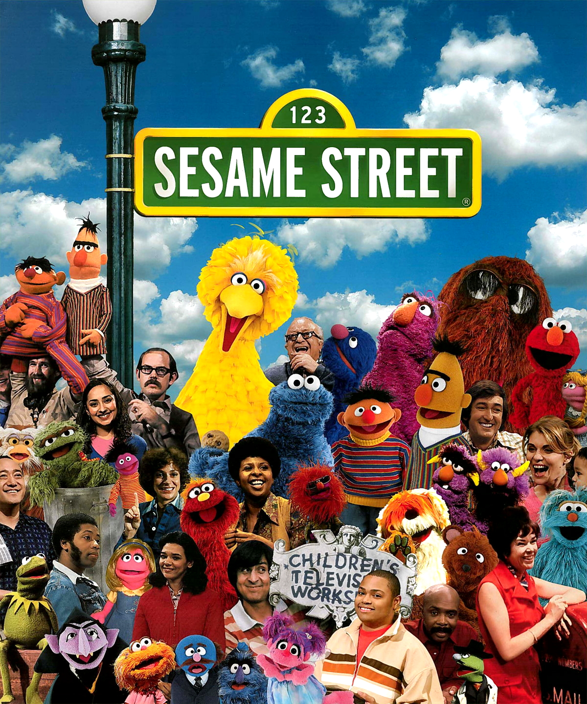 sesame street Grown-ups hold the power to help lessen the effects of traumatic experiences.