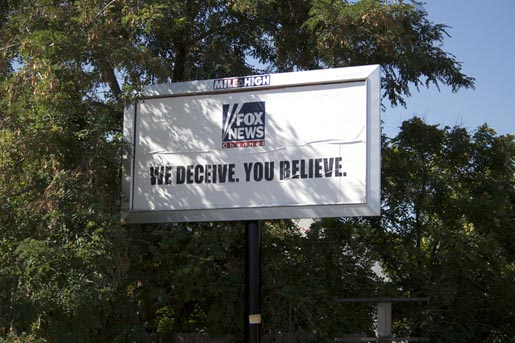Fox News We Deceive