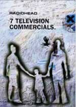 Television Commercials Radiohead DVD