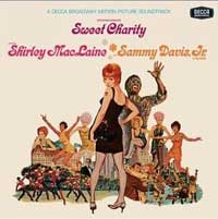 Sweet Charity Soundtrack 1969 movie starring MacLaine and Davis Jr