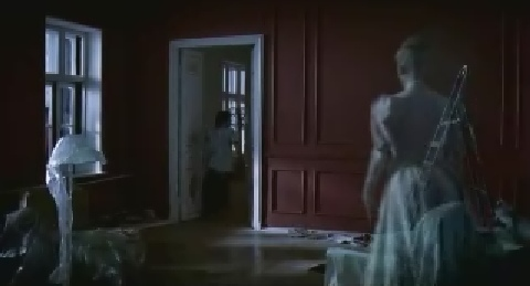 Dulux Ghost in television commercial