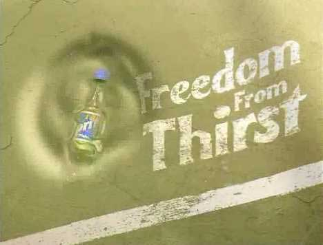 Freedom From Thirst