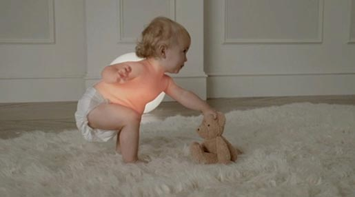 Translucent Baby in Boots Skin Care TV Ad