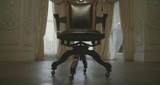 Office chair in Nine MSN TV Ad