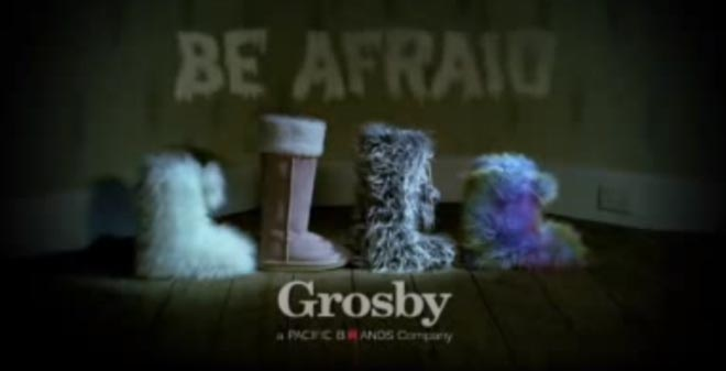 Grosby Slippers Promotion