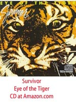 Survivor Eye of the Tiger CD at Amazon.com