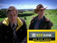 Ira Goldstein visits the farm in ASB TV Ad