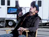 Director in Ford Fusion Racing Ad
