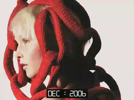Image from December 2006 in Benetton 40 Years clip