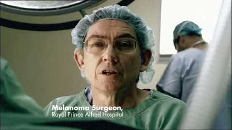 Professor John Thompson, Melanoma Surgeon
