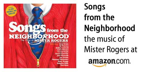 Covers of songs from Mister Rogers Neighborhood TV show