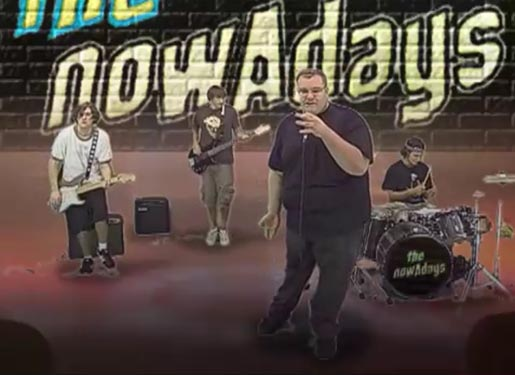 Gary Brolsma and The Nowadays