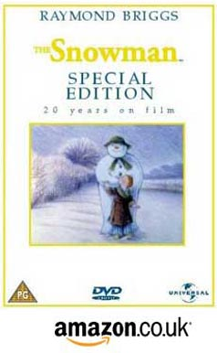 The Snowman DVD at Amazon.co.uk