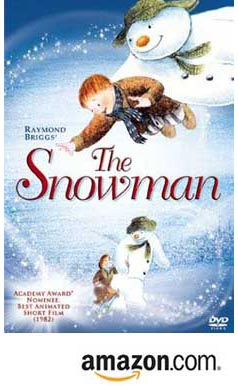 The Snowman DVD at Amazon.com