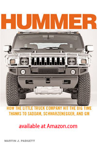 Hummer - How a little truck company hit the big time