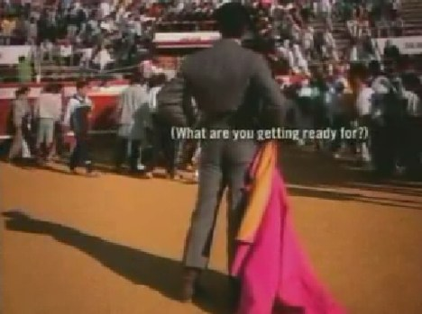 Matador in Nike Denver Broncos commercial