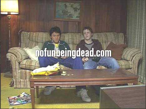 No Fun Being Dead video