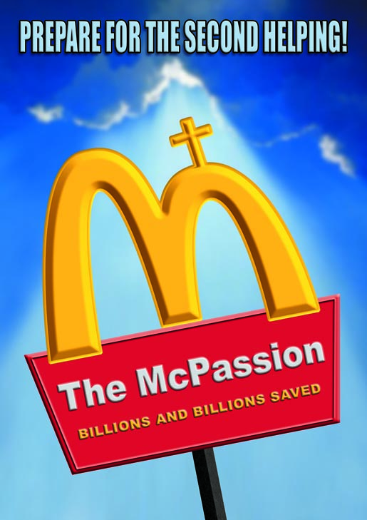 The McPassion Second Helping poster