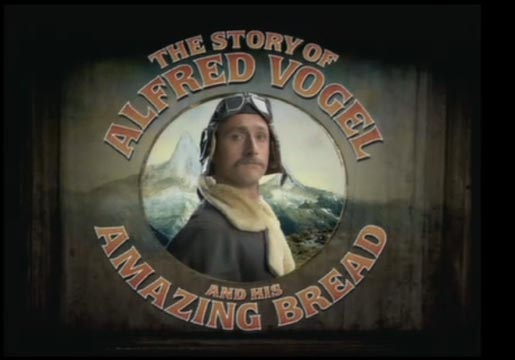 The Story of Alfred Vogel
