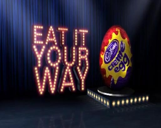 Cadbury Eat It Your Way
