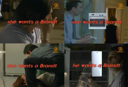 Want a Brandt commercials