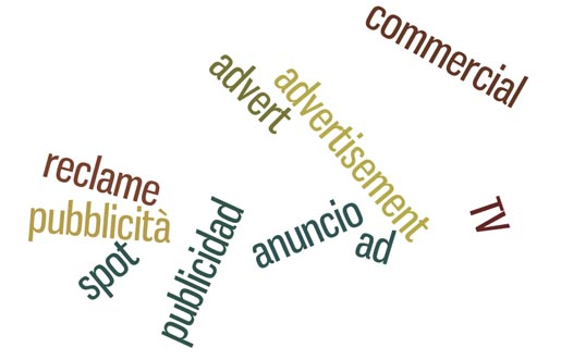 Advertising Terms