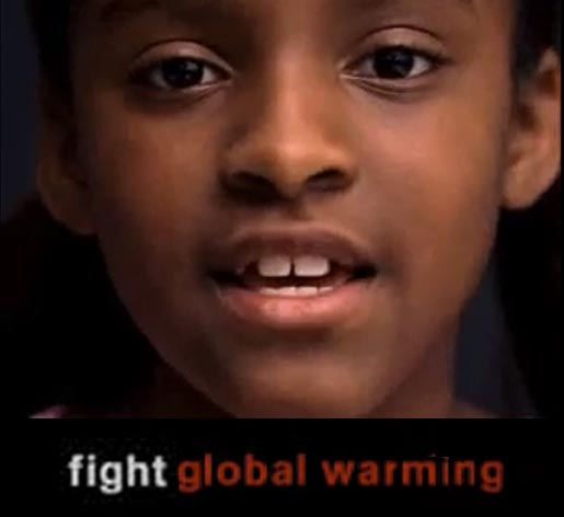 Tick Video Stop Global Warming