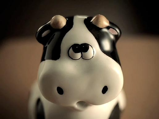 Moo Cow Milker Face