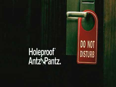 Antz Pantz 2005 TV Ad - final shot