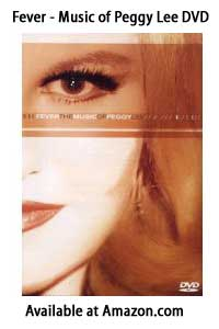 Fever - Peggy Lee Music DVD at Amazon.com
