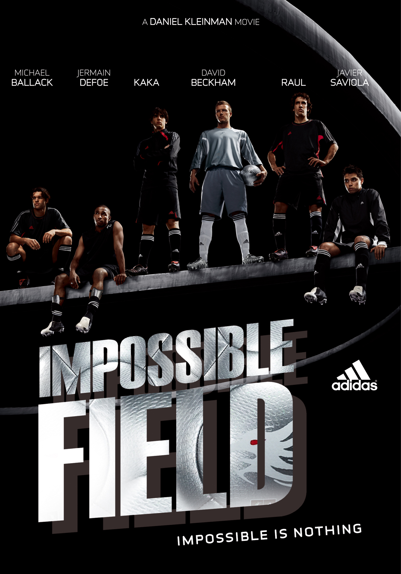 Adidas Creates Impossible Field
