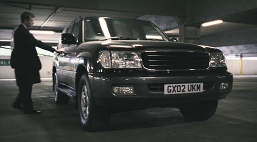 Gas Guzzler in Greenpeace TV advert