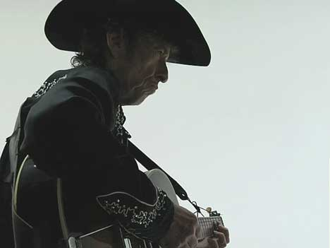 Bob Dylan in iPod iTunes TV ad