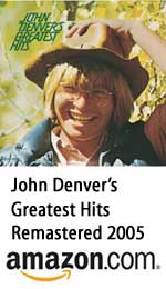 John Denver's Greatest Hits Original Recordings Remastered at Amazon.com