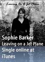 Sophie Barker - Leaving On a Jet Plane - Single - Leaving on a Jet Plane