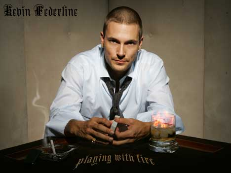 Kevin Federline Playing With Fire