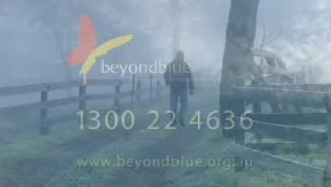 beyondblue depression in men TV advert