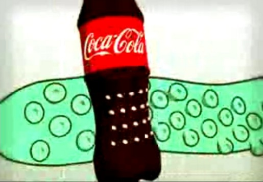 Coca Cola Octopus Grip