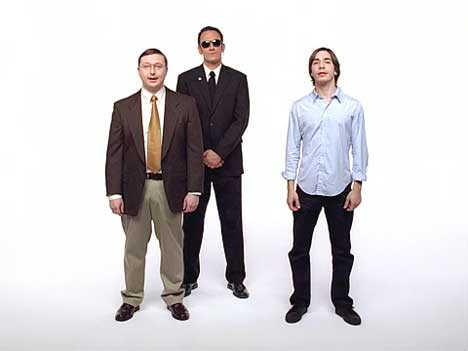 PC, Security Guy and Mac in Security TV ad
