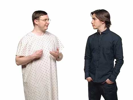 PC and Mac in Surgery TV ad