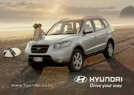 Tony Hyundai New Car Ad