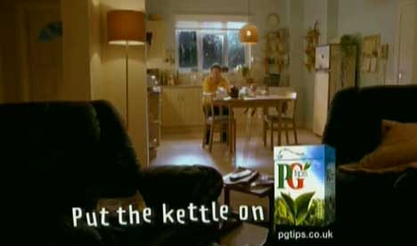 Put the Kettle On - PG Tips