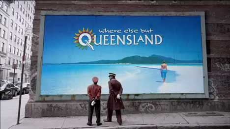 Billboard - Where Else But Queensland