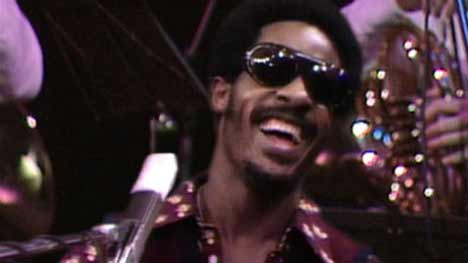 Stevie Wonder on Sesame Street for Radio 2 TV advert
