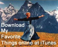 Julie Andrews, Maria & Original Soundtrack - The Sound of Music (Original Soundtrack) - My Favorite Things